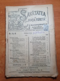 Sanatatea si viata fericita 1-15 decembrie 1920-revista de medicina populara