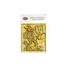 Viata lui Bertoldo si a lui Bertoldino - Carti populare