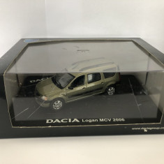 Macheta Dacia MCv 2006 Eligor 1/43