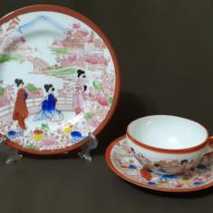 Serviciu mic dejun portelan Chinezesc Japonez
