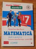 Matematica. Algebra, geometrie, clasa a VII-a de Gheorghe Iurea, Radu Gologan