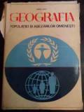 Geografia Populatiei Si Asezarilor Omenesti - Vasile Cucu ,544622