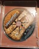 Uncharted 3 Drake's Fortune, Ps3, original, fără copertă, alte sute de titluri