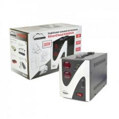 Stabilizator de tensiune SilverCloud 500VA 300W