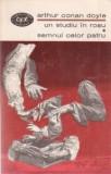 A. Conan Doyle- Un studiu în roşu * Semnul celor patru