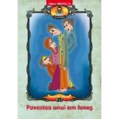 Povestea unui Om Lenes. Carte de Colorat - Ionel Nedelcu (Ilustratii)