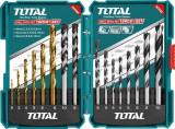 Set Burghie Metal/Beton/Lemn 16 buc
