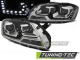Faruri compatibile cu VW PASSAT B7 10.10- 10.14 DAYLIGHT Negru