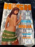 Revista High Life cu Giulia