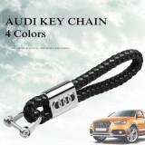 Breloc auto Audi tip impletitura
