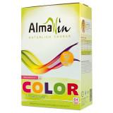 Cumpara ieftin Detergent bio pudra pentru rufe, Color, AlmaWin, 2 kg