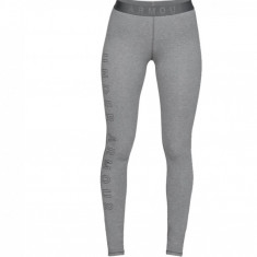 Colanți Under Armour Favourite Wordmark Legging 1329318-012 pentru Femei