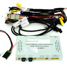 Interfata 850GPS. Are WINCE si se si poate instala IGO.Compatibila cu VW 850 ManiaCars