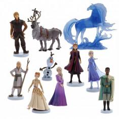 Set 10 figurine Disney Frozen 2