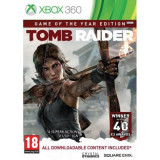 Tomb Raider Game of the Year Edition XB360