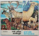 Mic atlas zoologic, animale domestice – N. Saftoiu