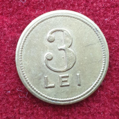 Moneda - Jeton vechi perioada regala valoare 3 Lei