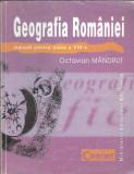 Geografia Romaniei. Manual clasa a 8a - Octavian Mandrut