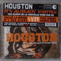 Houston - It's Already Written, CD, capitol records