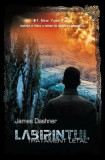 Cumpara ieftin Labirintul, Tratament letal, Vol. 3/James Dashner