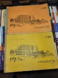 Proiecte - Institutul de Arhitectura Ion Mincu  - 1968-1969 (Vol.1si 2)