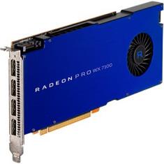 Placa Video AMD Radeon Pro WX 7100 Workstation, 8GB, GDDR5, 128 bit