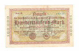 Bancnota Germania - Westfallen 100000 mark 1923, stare foarte buna