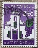 Africa de Sud Groot Constantia, Arhitectura, Stampilat
