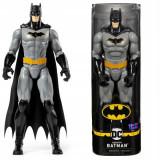 Figurina Batman 31 cm cu 11 puncte de articulatie in costum negru