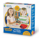 Set tactil - Texturi si forme, Learning Resources