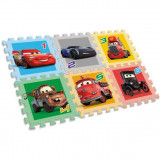 Covor puzzle Cars 6 piese SunCity EWA20126WDInitiala