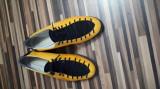 Pantofi de piele galbeni, 37, Galben, Cu platforma, Keen