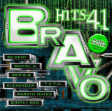 2 CD Bravo Hits 41:  50 Cent, Aaliyah, Snoop Dogg