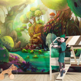 Fototapet Magic Forest 240 x 160 cm