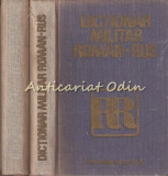 Dictionar Militar Roman-Rus, Rus-Roman - Colonel Checiches Laurentiu