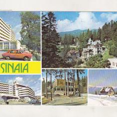 bnk cp Sinaia - Vedere - circulata