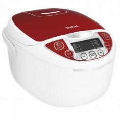 Multicooker Tefal Fuzzy Logic RK705, 600 W, 5 L, 10 Programe - RESIGILAT, 5 litri