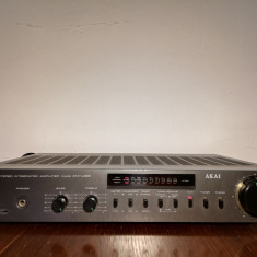 Amplificator Stereo AKAI AM-U22 - Vintage/stare Perfecta/made in Japan