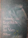 LEGENDELE TARII LUI VAN-VLADIMIR COLIN