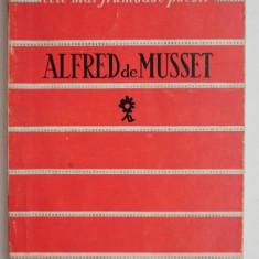 Poezii – Alfred de Musset
