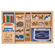 Set Stampile cu Animale