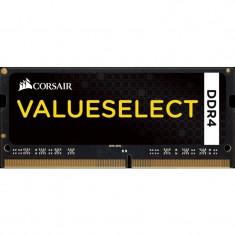 Memorie notebook Corsair ValueSelect, 4GB, DDR4, 2133MHz, CL15, 1.2v