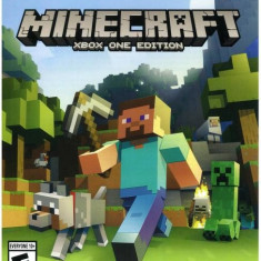 Minecraft Xbox One cod digital
