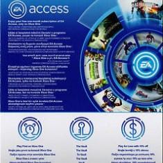 EA Access Pass Code 1 luna