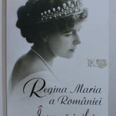 REGINA MARIA A ROMANIEI - INSEMNARI ZILNICE - VOLUMUL AL IX - LEA , editie ingrijita de OLGA - SILVIA TURBATU , 2012