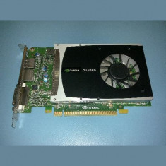 Placa video NVIDIA Quadro 2000 1GB GDDR5 128BIT