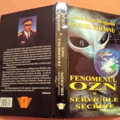 Fenomenul  OZN Si Serviciile Secrete - Emil Strainu