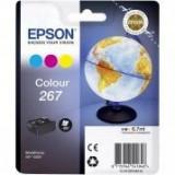 Cartus Color Nr.267 C13T26704010 6,7ml Original Epson Workforce Wf-100W