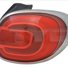 Lampa spate FIAT 500L (199) (2012 - 2016) TYC 11-12364-06-2