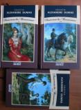 Alexandre Dumas - Doamna de Monsoreau ( 3 vol. )